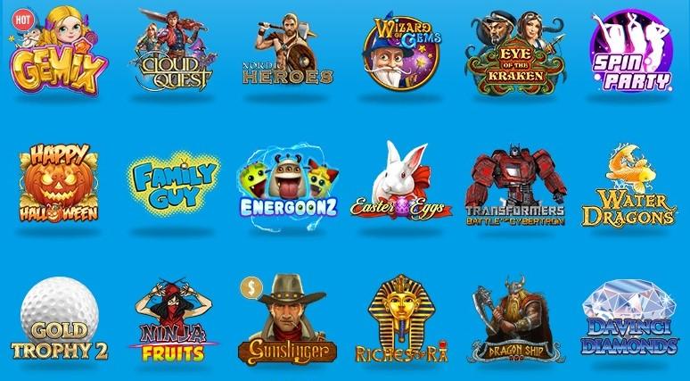 Verajohn DK games