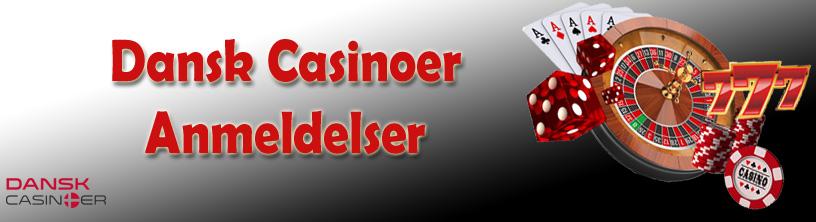 Dansk Casinoer Anmeldelser