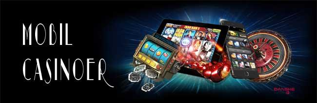 Mobil Casinoer Danmark